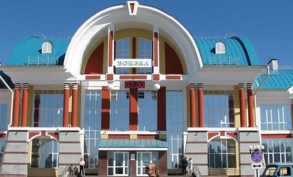 ЖД Вокзал ЖД вокзал Бийск